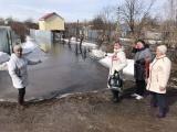 В мэрии Новочебоксарска разбирались с подтопленными садами и огородами