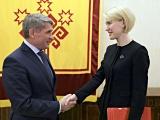 Алена Аршинова встанет во главе единороссов Чувашии