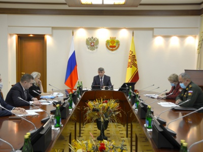 Николаев обещал выделение дополнительных средств из бюджета Чувашии на борьбу с коронавирусом
