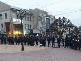 Акцию несистемной оппозиции в Чебоксарах полиция пресекла «в зародыше»